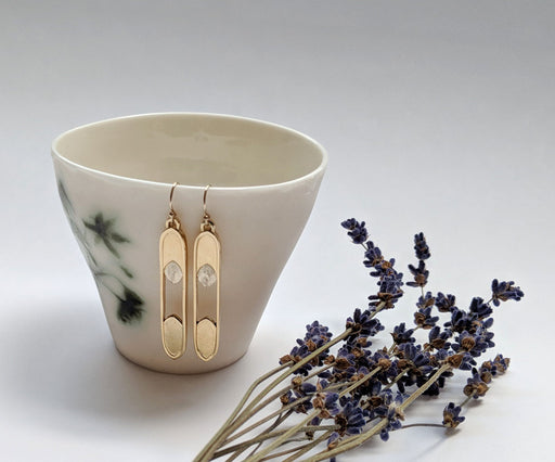 Anuket Deco Plateau Earrings