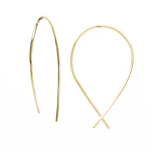 Swoop Loop Earrings