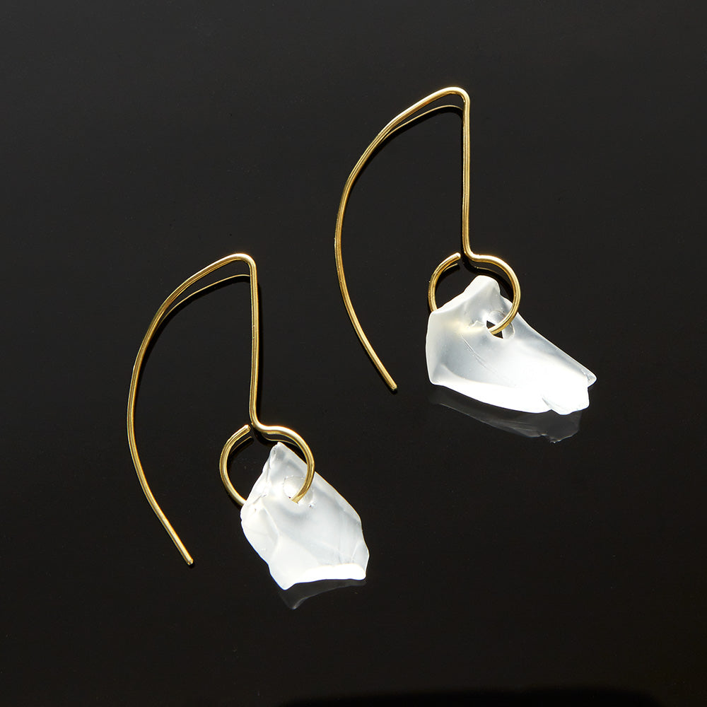 Tide Glass Earrings