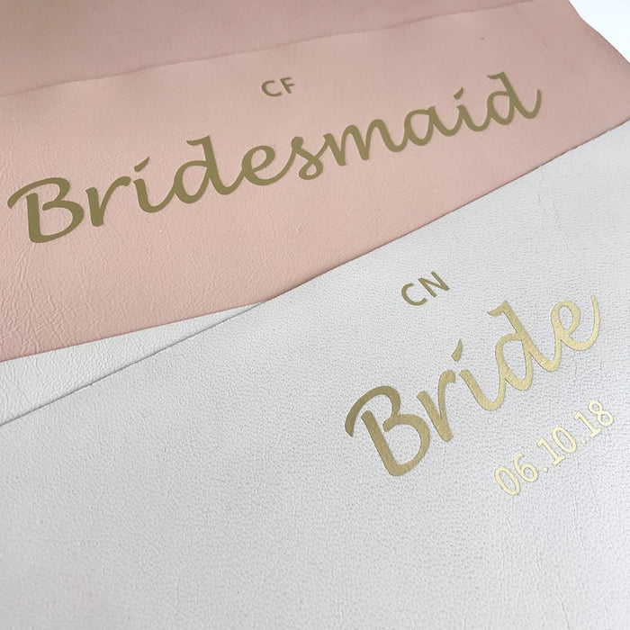 Bridal Make-Up Bags