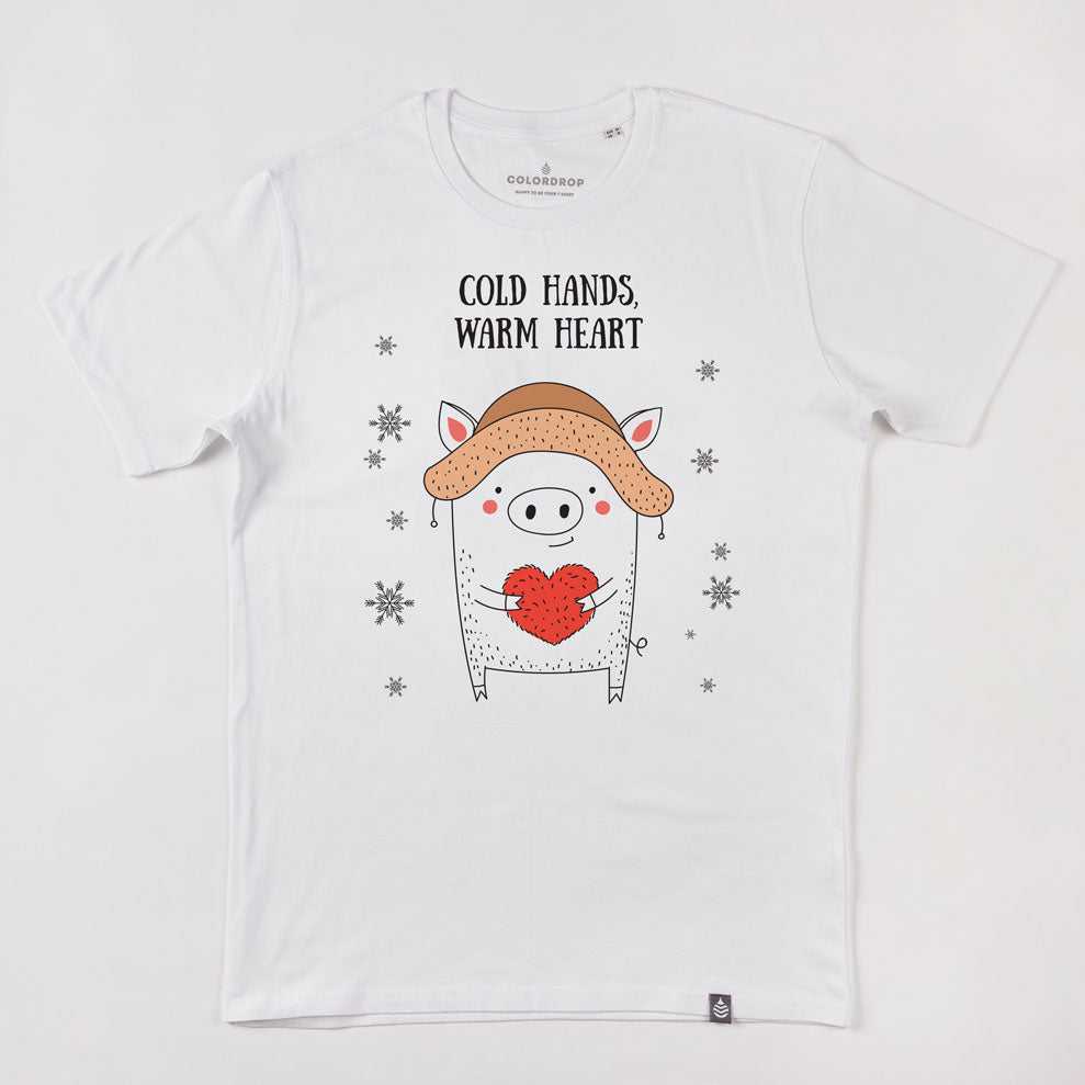 Tricou Cold Hands, Warm Heart