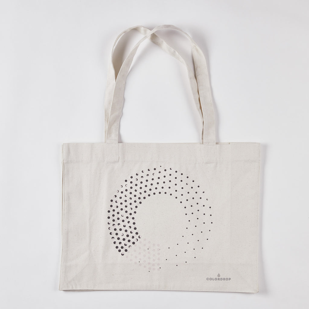 Shopping bag Dots