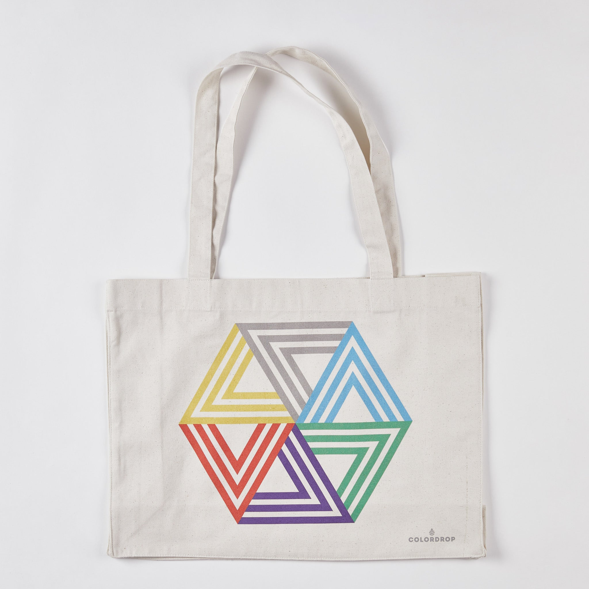 Shopping bag Hexagon