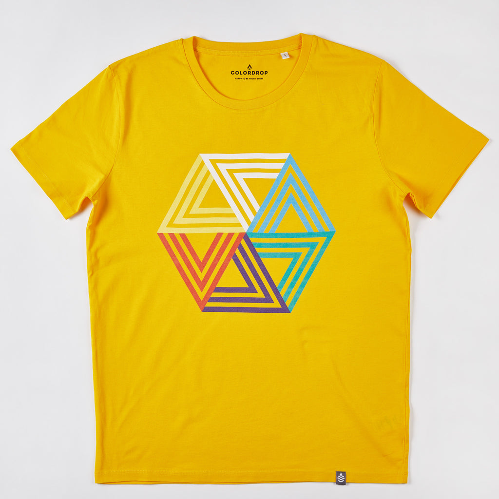 Tricou Hexagon