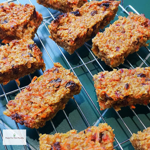 Sweet & Savoury Flapjacks