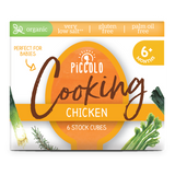Piccolo Organic Baby Food: Complete Meals 10 months+