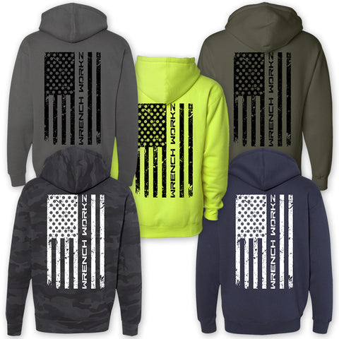 Flag 2.0 Sweatshirts