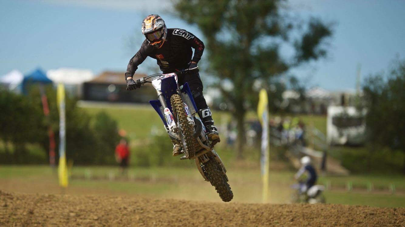 Mitch Lewis at the Apico 2 Stroke Festival