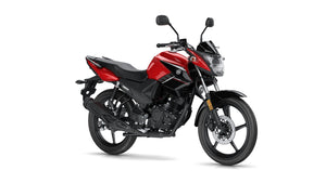 Yamaha Ys125 Red Urban Mobility