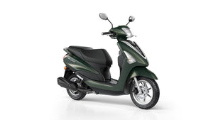 Yamaha Delight Green Scooters