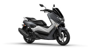 Yamaha Nmax Grey Scooters