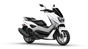 Yamaha Nmax White Scooters