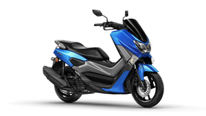 Yamaha Nmax Blue Scooters