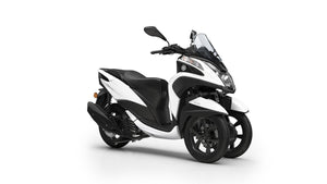 Yamaha Tricity White Scooters