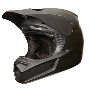 Fox V3 Matte Carbon Motocross Helmet