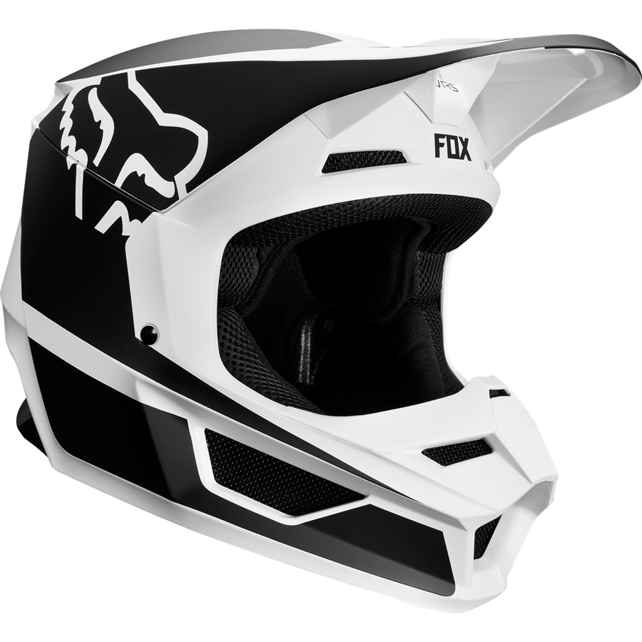 Fox V1 Przm Motocross Helmet - Black