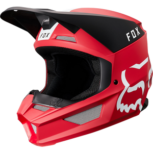 Fox V1 Mata Motocross Helmet - Red