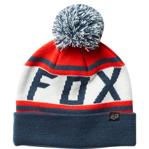 Fox Throwback Beanie - Red