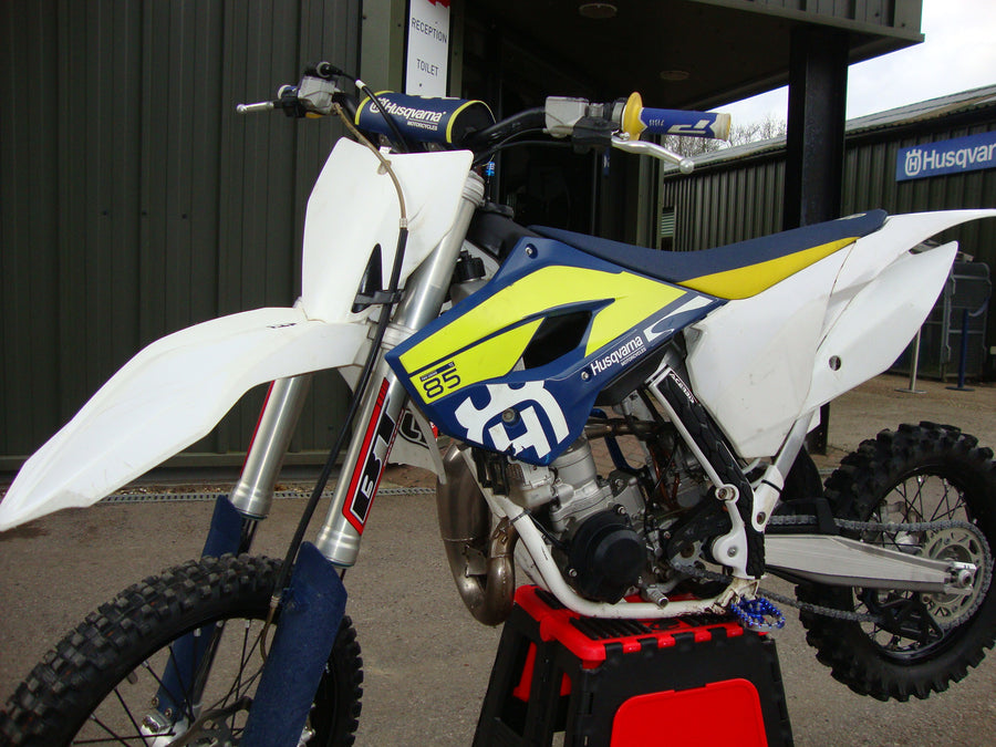 2015 Husqvarna TC85 Small Wheel