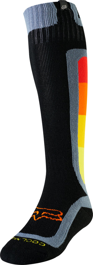 Fox Coolmax Thin Murc Blue Sock