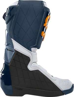 Fox Comp R Motocross Boots - Navy