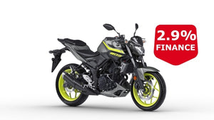 Yamaha Mt-03 Grey Hyper Naked