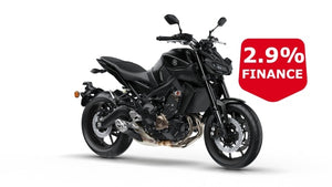 Yamaha Mt-09 Black Hyper Naked