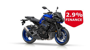Yamaha Mt-10 Blue Hyper Naked