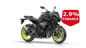 Yamaha Mt-10 Grey Hyper Naked