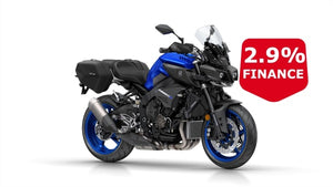 Yamaha Mt-10 Tourer Blue Hyper Naked