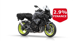 Yamaha Mt-10 Tourer Grey Hyper Naked