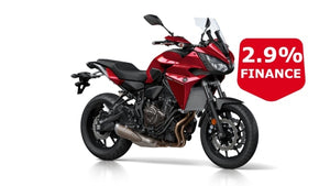 Yamaha Tracer 700 Red Sport Touring