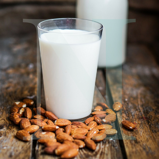 Almond Milk | Candle, Bath & Body Fragrance Oil | NI Candle Supplies