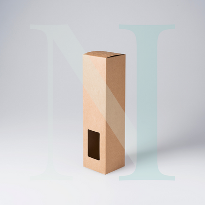 Boston Reed Diffuser Box - Kraft