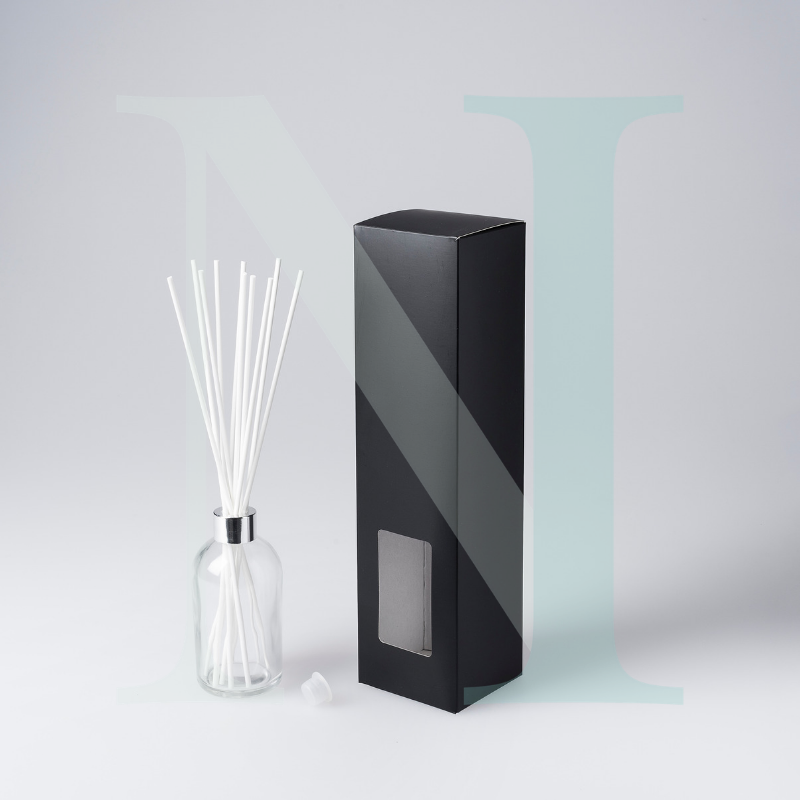 Boston Reed Diffuser Box - Black