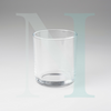 Clear Glass | Cambridge Base Large 30cl | NI Candle Supplies