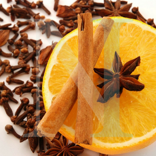Clove, Orange & Cedarleaf | Candle Fragrance Oil | NI Candle Supplies