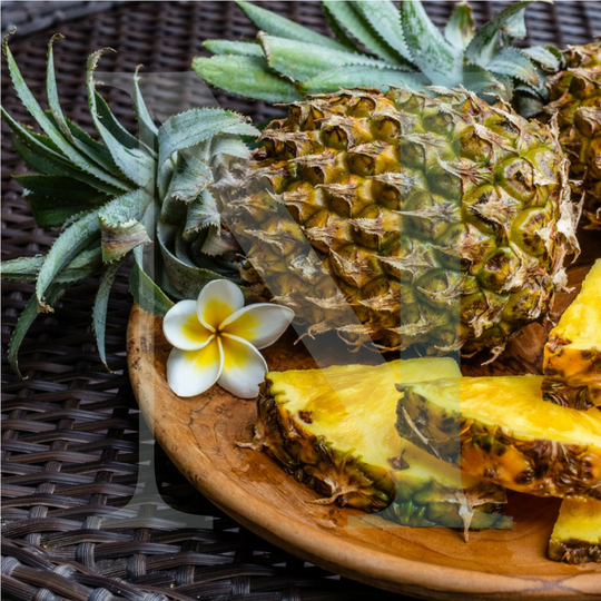 Pineapple & FRANGIPANI Candle, Bath & Body Fragrance Oil