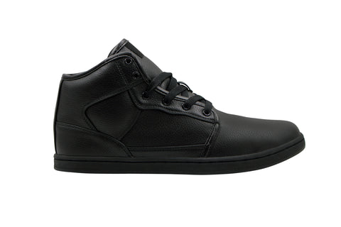 (Pre-Order for Jan 2020) Premium Vegan Leather Casual/Sport High Top