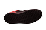 Organic Canvas Casual/Sport Low Top Black/Red