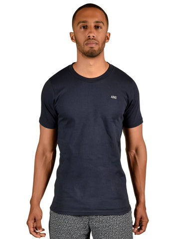 Dark Blue Men's Organic Tee