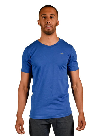 Royal Blue Men's Organic Tee
