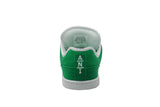 Organic Canvas Casual/Sport Low Top White/Green