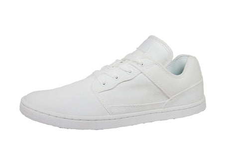 Organic Canvas Casual/Sport Low Top White/White