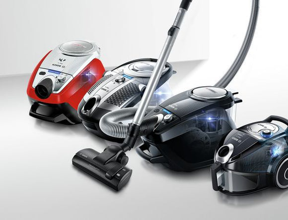 Vacuum Cleaners & Irons