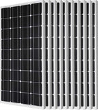 5kW Off Grid Solar Kit 2 - REC - (PV Panels, Inverter & Lithium Ion Battery)