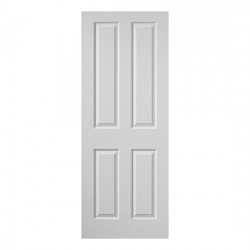 Interior Door - 4 Panel Deep Moulded Door