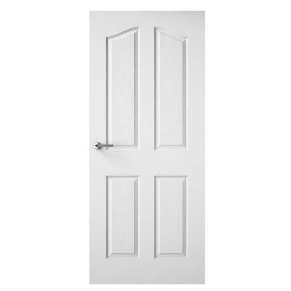 4 Panel Arch Deep Moulded Door
