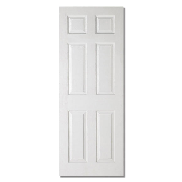 6 Panel Deep Moulded Door