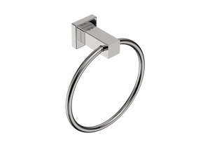 8540 Towel Ring-Polished -Stainless steel -Bathroom Butler